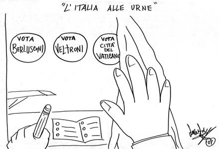 INTRODUZIONE AL NUCLEARE (la vignetta di Giugno-Luglio 2008)