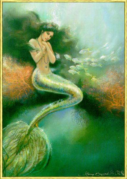 Mami Wata spirits are