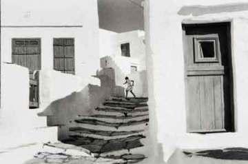 Henri Cartier-Bresson, Isole CIcladi
