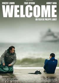 affiche cine du film welcome Welcome