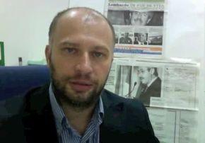 Minacce mafiose e intimidazioni al giornalista Antonio Condorelli - intervista-COndorelli