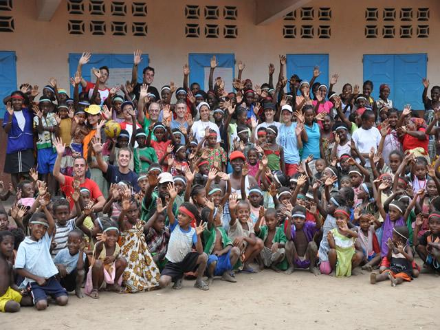 madagascar Volontari in Madagascar alla riscoperta dellessenzialità
