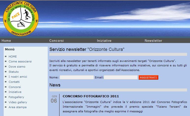 orizzonte cultura-sito