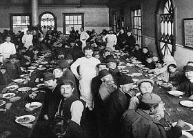 ellis island mensa Ellis Island: l'isola delle lacrime
